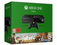 Cdiscount: Xbox One 1 To Noire + Fallout 4 + Fallout 3 + 74€ de bon d'achat pour 369,99€