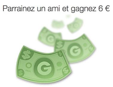 Code promo Groupon : 6€ de réduction offerts pour chaque filleul inscrit grâce au système de parrainage