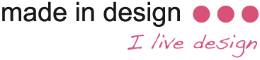 Code promo Made in Design : Livraison offerte pour toute commande comprenant un article de la marque Kartell