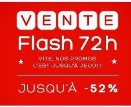 Hotels.com: Jusqu'à 52% de réduction pour une vente flash sur 72h seulement