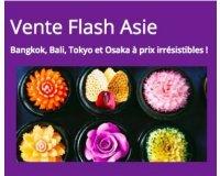 Air France: Vente flash Asie pendant 48h (ex : vols A/R Bangkok dès 549€, Bali dès 699€,..)