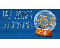 LDLC: -15% supplémentaires sur le coin des bonnes affaires pour les soldes