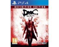 Auchan: Le jeu DmC : Devil May Cry Definitive Edition sur PS4 à 17,99€