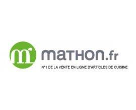 Mathon: 20 % de réduction sur tout le site sans montant minimum d'achat