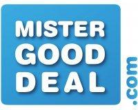Mistergooddeal: 10€ de réduction dès 50€ d'achat hors promotions et marketplace