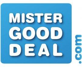 Mistergooddeal: 10€ de réduction immédiate sur tout le site dès 99€ d'achat
