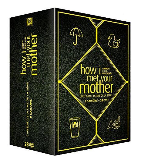 Code promo Amazon : L'intégrale de la serie How I Met Your Mother en DVD Édition Limitée à 24,99€