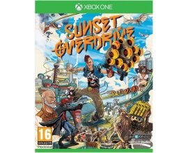 Microsoft: Jeu Sunset Overdrive - Edition Day One sur Xbox One à 7,99€