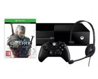Microsoft Store: Pack Xbox One The Witcher : Wild Hunt à 299€