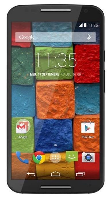 Code promo Cdiscount : Smartphone Motorola Moto X Noir V2 4G 16 Go à 149,90€ (30€ via ODR)