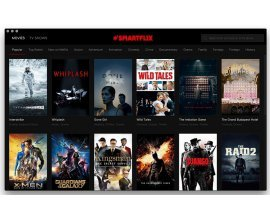 Netflix: Profitez du catalogue mondial de Netflix grâce à l'application Smartflix