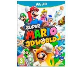 Amazon: Jeu Super Mario 3D World sur Wii U à 45,99€