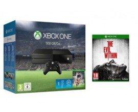 Rue du Commerce: Pack XBOX ONE FIFA 16 + EVIL WITHIN pour 329€ livraison comprise