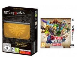 Fnac: - 10€ pour la préco de la New 3DS XL Edition Hyrule & de Hyrule Warriors Legends