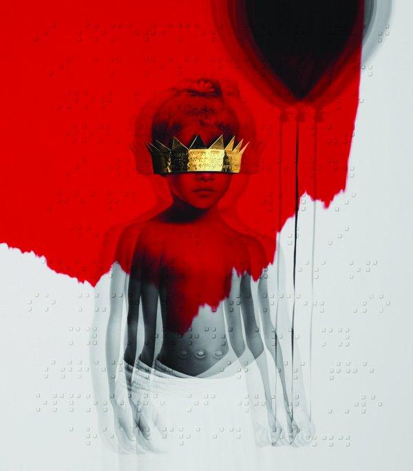 """Code promo Tidal : Le nouvel album """"Anti"""" de Rihanna à télécharger gratuitement"""