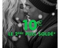 Jules: Payez 10€ le 2ème pull ou sweat soldé acheté