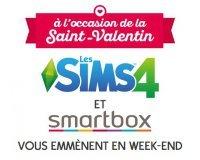 Fnac: 3 coffrets Smartbox et 10 jeux Les Sims 4 Collection à gagner