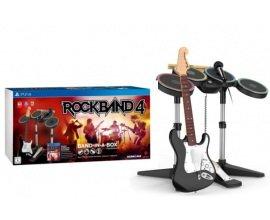 Amazon: Jeu PS4 Rockband 4 + Ensemble Band in a Box à 149,90€