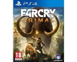 Auchan: Far Cry Primal édition spéciale PS4 & Xbox One à 41,99€ (10€ sur la carte Waaoh)