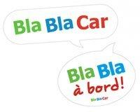 BlaBlaCar: Commandez gratuitement vos stickers