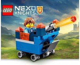 LEGO: Le mini Fortrex de Robin offert dès 30€ d'achat