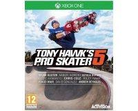 Rue du Commerce: Jeu Tony Hawk's Pro Skater 5 à 9,90€