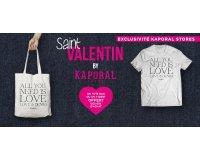 Kaporal Jeans: 1 Tote bag ou 1 T-shirt offert dés 60€ d'achat