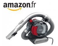 Amazon: -20% sur la nouvelle gamme d'aspirateurs auto Black & Decker