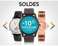 MATY: -10% supplémentaires sur les montres soldées