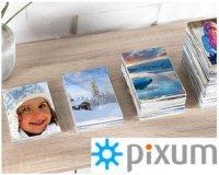 Pixum: Album photo : 75 tirages photo Premium 10cm offerts