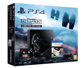 Playstation: 1 pack PS4 collector Star Wars à gagner