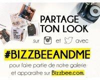 Bizzbee: 1 bon d'achat de 100€ à gagner chaque mois pour la photo coup de coeur du jury