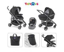 ToysRUs: 100€ remboursés sur l'achat d'une poussette Chicco Trio Love
