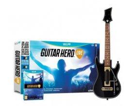 Micromania: Pack Guitar Hero live sur PS3, Wii U ou Xbox 360 à 29.99€