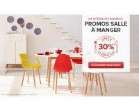 Home24: Jusqu'à -30% sur une sélection de mobilier de salle à manger