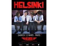 Sound of Britain: 2 invitations de concert pour Helsinki le 12 mars à Paris