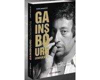 """OÜI FM: 1 livre """"Gainsbourg confidentiel"""" de Pierre Mikaïloff à gagner"""