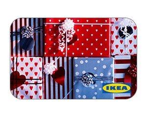 IKEA: Jusqu'à 5% de remise sur les cartes cadeaux IKEA