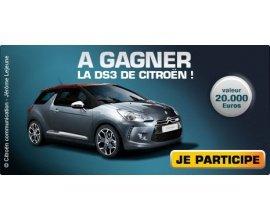 France Abonnements: Une Citroën DS3 a gagner