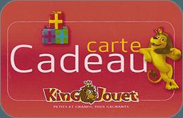 cartes cadeaux king jouet jusqu 39 7 de r duction imm diate king jouet. Black Bedroom Furniture Sets. Home Design Ideas
