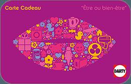 Code promo Darty : Cartes cadeaux Darty : jusqu'à 3% de réduction immédiate