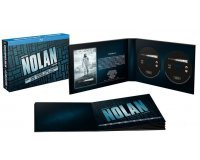 Fnac: Christopher Nolan, l'intégrale en Blu-Ray (Batman + Inception..) à 39,99€