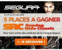 Motoblouz: 5 places à gagner pour le Sunday Ride Classic en partenariat avec Segura