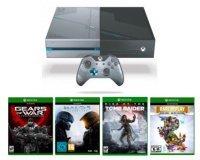 Micromania: Xbox One 1 To édition collector Halo 5 + 4 jeux pour 369€ au lieu de 499,99€