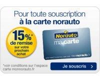 Norauto: [Adhérents] Économisez Jusqu'à 15% sur votre première commande avec la carte