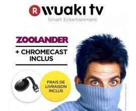 Rakuten-PriceMinister: Chromecast 2 + le film Zoolander pour 23,99€