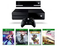 Micromania: Xbox One + Kinect + 4 jeux pour 369,99€ au lieu de 574,96€