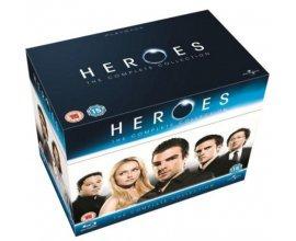 Zavvi: Coffret Intégrale de la série Heroes (Saisons 1 à 4) en blu-ray à 27,95€