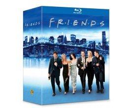 Amazon: Coffret Blu-Ray Friends - L'intégrale saisons 1 à 10 à 44,49€ au lieu de 90,30€
