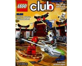 LEGO: 5 magazines LEGO (BDs, activités, coloriage, ...) offerts par an